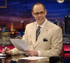 Ernie Johnson covers the NBA for TNT, a sister network to TBS where he'll work on postseason baseball this fall.