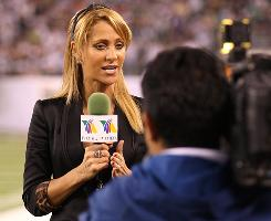 Mexican TV reporter Ines Sainz has been at the center of a controversy about alleged harassment in the New York Jets' locker room.