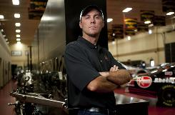 Kevin Harvick, who starts the Chase for the Sprint Cup on Sunday in third place, has modeled Kevin Harvick Inc. after Richard Childress Racing. He has been with Childress since 1999 and has used a similar blue-collar tactic to mold KHI into a force on the Nationwide and Camping World Truck series.