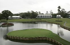 "Amateurswill get their crack at the 17th  hole at TPC Sawgrass, the famous ""island"" green, this week at the 2010 Golf Channel Amateur Tour's National Championship."