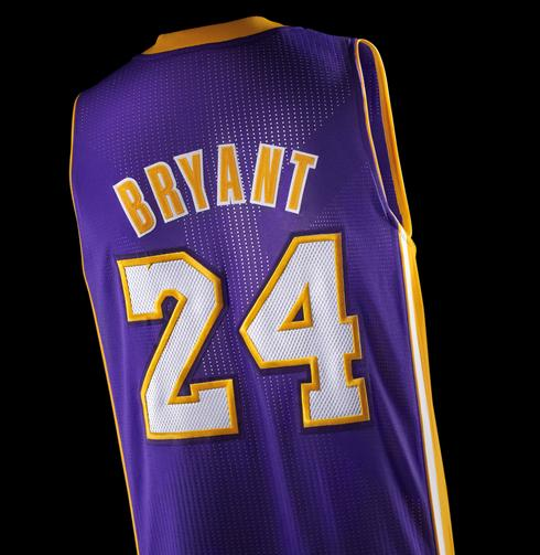 Kobe Bryant Jersey Is The Top-Seller In Europe