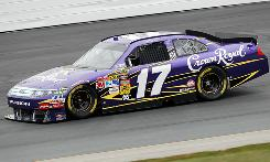Matt Kenseth sits in 12th place in the 2010 race for the Chase.