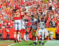 The Chiefs improved to 3-0 with a win against the 49ers on Sunday.
