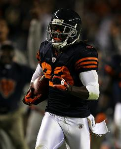 Devin Hester's 62-yard punt return for a touchdown was a critical special teams play for the Bears, who were outgained 379-276 in their Monday night win over the division-rival Packers.