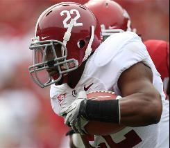 Mark Ingram and No. 1 Alabama face another stiff test this weekend in No. 7 Florida.
