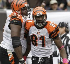 Terrell Owens and the Bengals have gotten off to only a 2-2 start this season.