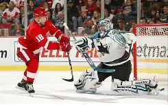 The Red Wings waived Kirk Maltby (18), who scored four goals and had two assists in 52 games last season.