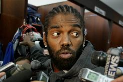 Randy Moss will be taking his talents to Minneapolis after the Patriots traded him to the Vikings on Wednesday.