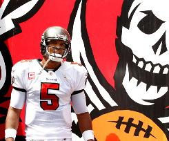 Josh Freeman and the 2-1 Bucs are looking to bounce back from their bye week that followed their only loss of the season.