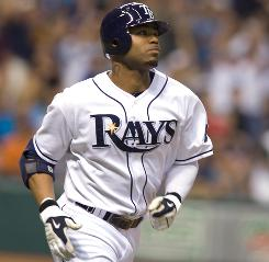 Carl Crawford is one of a handful of Tampa Bay players that could become free agents after the season. The Rays are among some postseason teams hoping to capitalize on the window of opportunity to win now, before they lose their core talent to free agency.