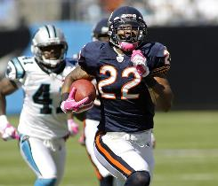 Matt Forte and the Bears are off to a 4-1 start this season.