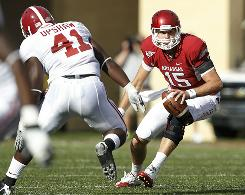 Ryan Mallett and Arkansas came close to an upset against Alabama. Now they'll try to take down Auburn.
