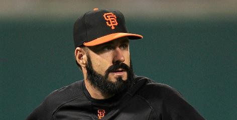 Giantt closer Brian Wilson's beard is getting more attention than his MLB-leading 48 saves.