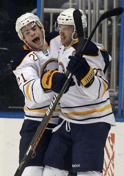 Sabres Snap Five-game Winless Skid At Thrashers' Expense