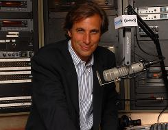 "Satellite radio host Chris ""Mad Dog"" Russo, who is expecting an appealing World Series."