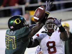 Oregon and Southern California will tangle this Saturday at the Coliseum in Los Angeles.
