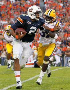 For LSU, the rivalry with Alabama is bigger than just a win or a loss. The two teams will play each other for the fourth consecutive season and both teams still have a shot at the SEC West title.