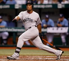Third baseman Adrian Beltre declined his player option with the Red Sox and joined the free agent market along with Boston catcher Victor Martinez.