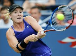 At No. 58, Bethanie Mattek-Sands is the highest-ranked player on the U.S. Fed Cup squad that faces defending champion Italy in this weekend's final.