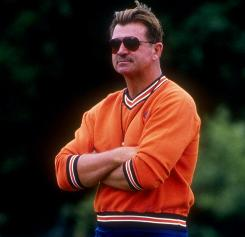 Mike Ditka and the Chicago Bears went 15-1 en route to a win in Super Bowl XX.