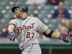 Detroit Tigers' Jhonny Peralta agreed to an $11.25 million, two-year contract.