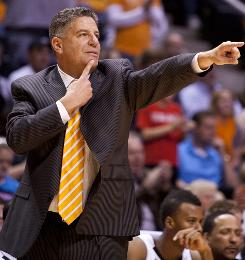 Bruce Pearl admitted in September he made inappropriate recruiting contacts, then lied about it to the NCAA. The Tennessee men's basketball team opens its season Friday while an ongoing investigation continues on the program.