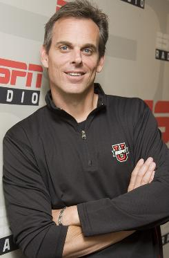 Colin Cowherd will be the basis for a sitcom CBS is developing.