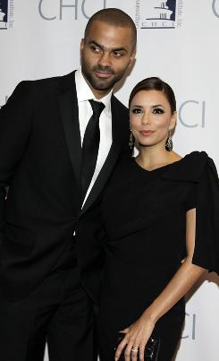 Eva Longoria has filed for divorce from her husband, Tony Parker of the Spurs, citing irreconcilable differences.