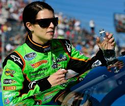 Danica Patrick will make her 13th and final Nationwide start of the year Saturday at Homestead-Miami Speedway.
