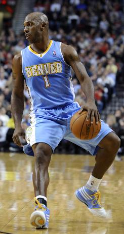 Chauncey Billups, a Denver native, would like to stay with the Nuggets and eventually move into the club's front office.