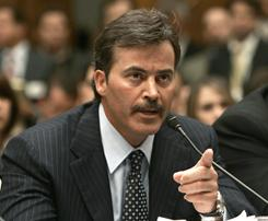 Rafael Palmeiro, famous for vehemently denying any use of banned substances, will have to wait and see whether allegations of using steroids outweigh his career statistics in the eyes of Hall of Fame voters.
