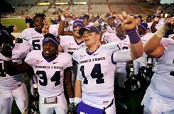 Starting in 2012, TCU's nearest conference opponent for football will be the University of Louisville, over 750 miles away.