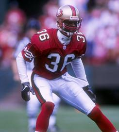 Merton Hanks was a four-time Pro Bowler when he played in the NFL from 1991-1999, and is now the league's director of football operations.