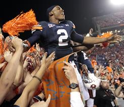 While the NCAA rules Auburn quarterback Cameron Newton was eligible to play, the investigation into his recruiting still continues.