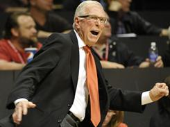 Steve Fisher, who first rose to prominence at Michigan and recruited the Fab Five, is in his 12th season with San Diego State. The Aztecs are nationally ranked for the first time.