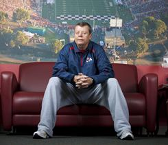 Fresno State coach Pat Hill is an exception as his salary has been cut while other coaches have seen increases.