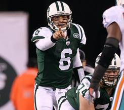 Mark Sanchez and the Jets have lost two straight games.
