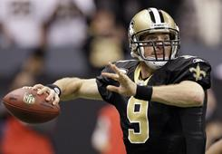 Saints signal caller Drew Brees is the fourth quarterback since 1970 to win the AP honor.