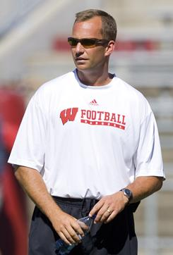 Dave Doeren is preparing Wisconsin's defense for the Rose Bowl while laying the groundwork at Northern Illinois.
