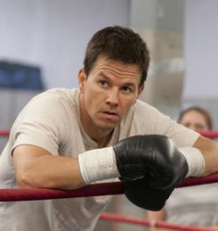 """Mark Wahlberg plays Micky Ward in a scene from the motion picture """"The Fighter."""" Boxing films have been popular with moviegoers while the sport itself has suffered at the gate and in the public eye."""
