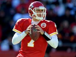 Matt Cassel and the Chiefs won the AFC West.