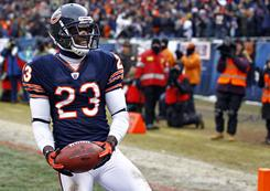 Devin Hester and the Bears host the Seahawks on Sunday.