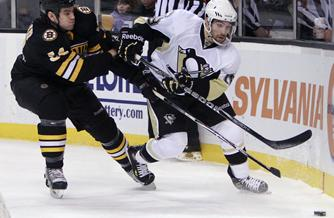 Staal Helps Penguins Avoid Collapse, Get Win Against Bruins