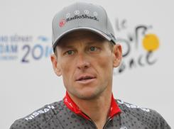 Lance Armstrong, above at a Tour de France event in July 2010, begins the Tour Down Under on Sunday. Armstrong is expected to retire after the event.