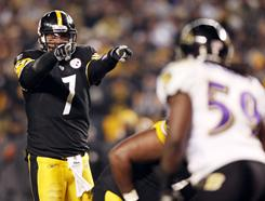 Ben Roethlisberger will play in his third AFC title game on Sunday.