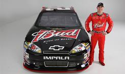 Kevin Harvick will have a new sponsor and paint scheme on his No. 29 Chevrolet for the 2011 Sprint Cup season.