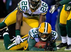 Tramon Williams and the Packers visit the Bears on Sunday in the NFC championship game.
