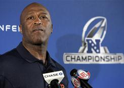 """Our crowd has helped us so many games around here,"" Chicago Bears head coach Lovie Smith said of the fans that attend games at Soldier Field. ""We'll need them this week, too."""