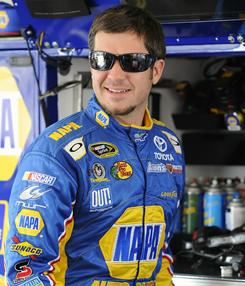 Martin Truex Jr., shown Thursday at Daytona International Speedway, says the Nationwide Series needs its own identity.