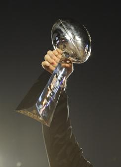 The Steelers and Packers have won a combined 10 Super Bowl trophies, 22% of the total Lombardi Trophies ever awarded.